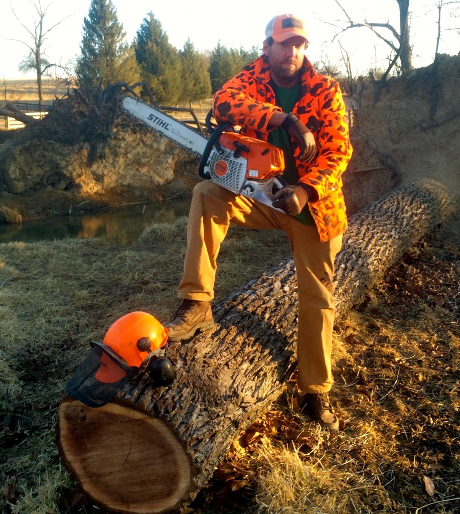 Man of Stihl.