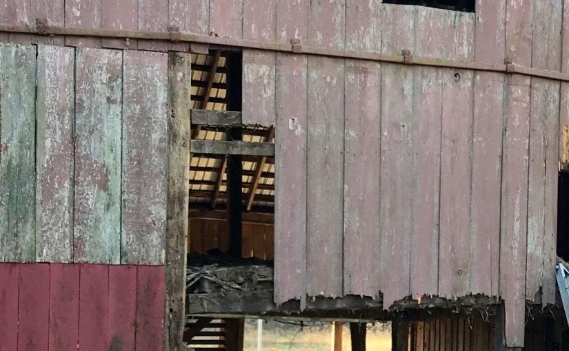 Old Barn (#33)